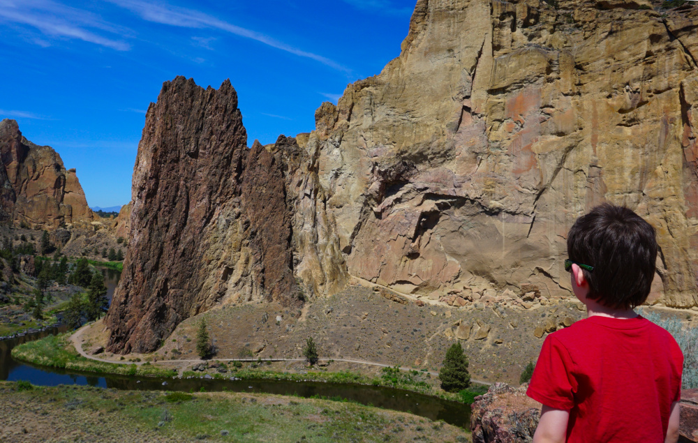 Smith Rock State Park | Things to do in Bend with Kids