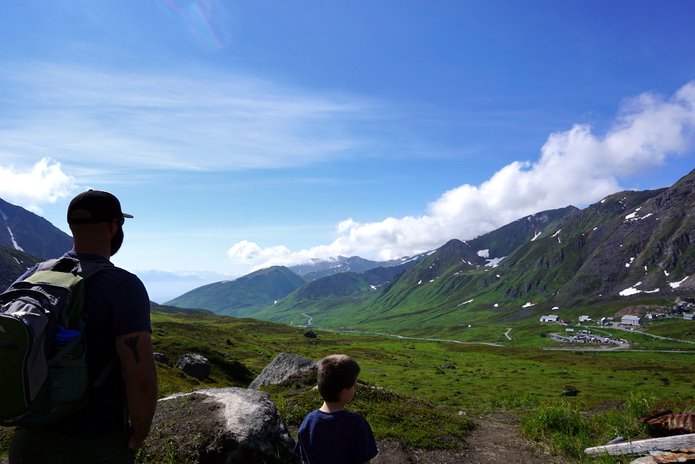 Hatcher Pass Gold Cord Lake Trail   Day Trips from Anchorage Alaska