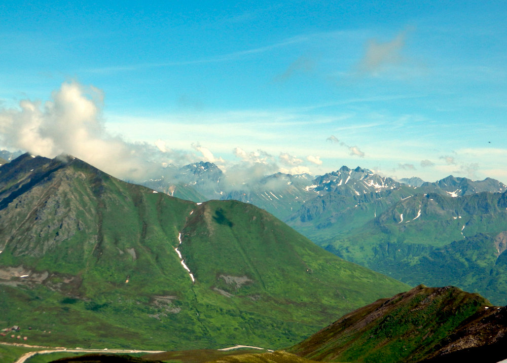 Hiking in Hatcher Pass   Day Trips from Anchorage Alaska