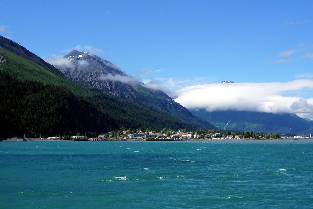Seward Alaska from Kenai Fjords National Park - Day Trips from Anchorage Alaska
