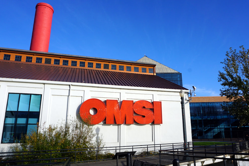OMSI | Things to do in Portland with kids