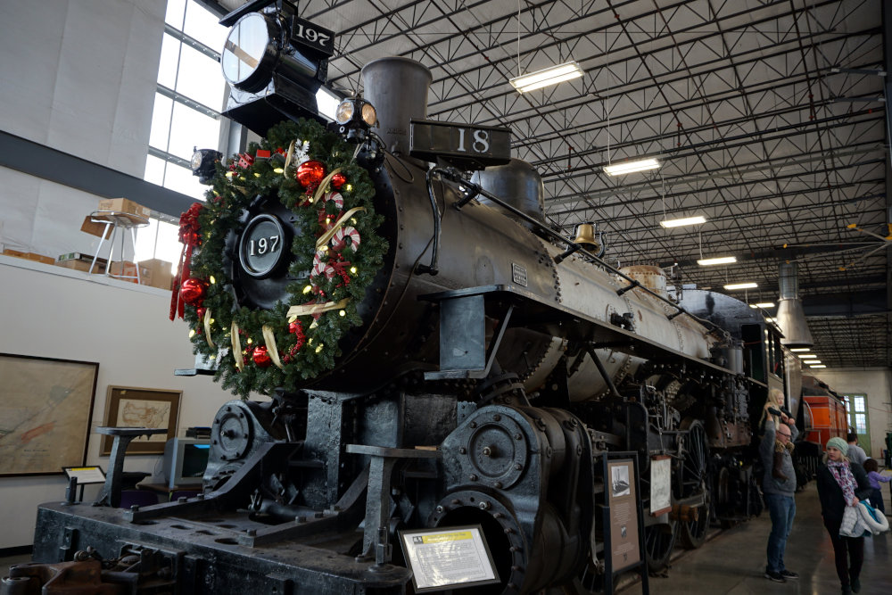 Oregon Rail Heritage Center | Things to do in Portland with kids