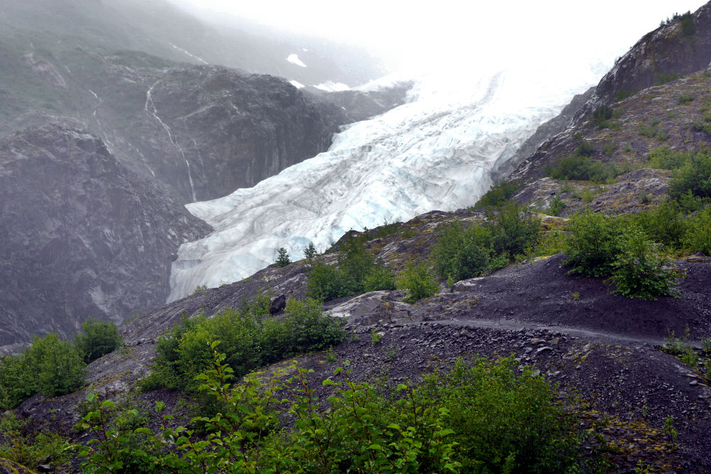 Exit Glacier | The best things to do in Seward Alaska