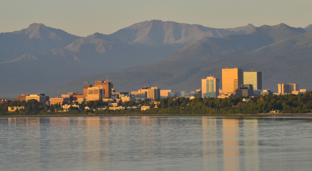 View of Anchorage | Things to do in Anchorage Alaska